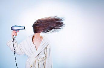 profesjonalna ochrona włosów